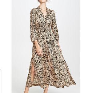 NEW Baum Und Pferdgarten Amber Leopard Dress